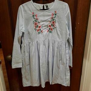 Influence Light Short Dress/Tunic